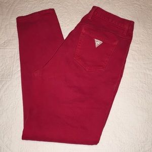 Vintage GUESS Jeans, High-waisted, size 31